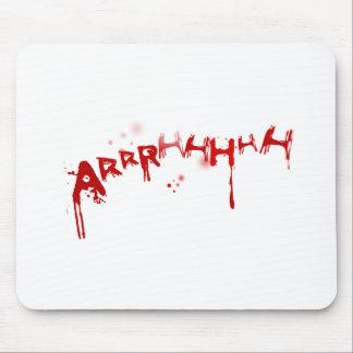 Arhhhh Mouse Pad