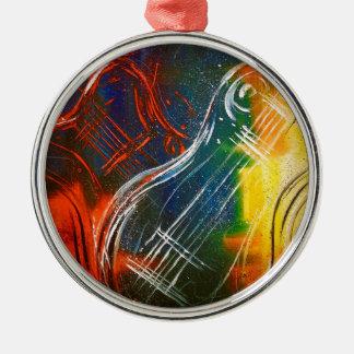Aria Metal Ornament