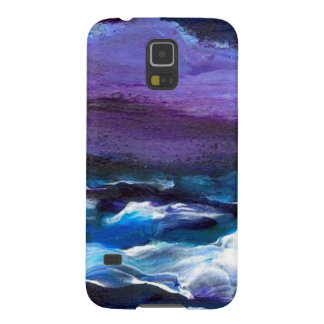 Aria Ocean Waves Art Gifts CricketDiane Art Case For Galaxy S5