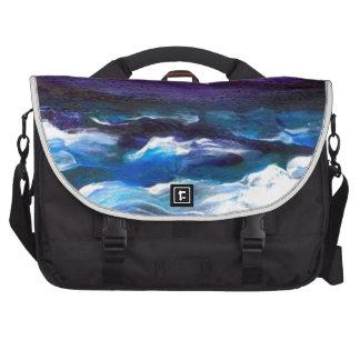 Aria Ocean Waves Art Gifts CricketDiane Art Bag For Laptop