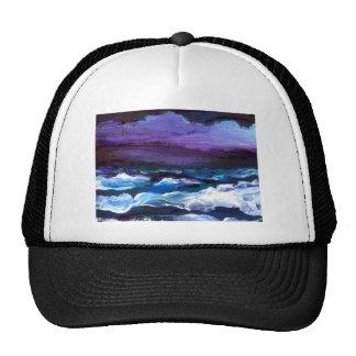 Aria Ocean Waves Art Gifts CricketDiane Art Trucker Hat