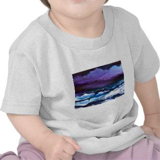 Aria Ocean Waves Art Gifts CricketDiane Art T Shirt