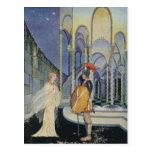 Ariadne and Theseus Postcards