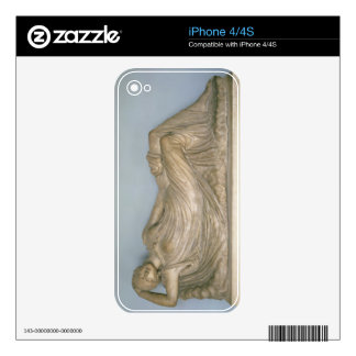 Ariadne Asleep, Hellenistic from Alexandria, 2nd c Decals For iPhone 4S