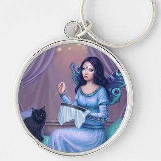 Ariadne Butterfly Fairy Premium Keychain