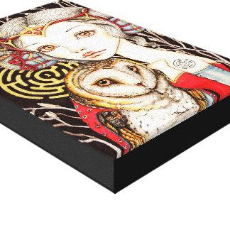 Ariadne Gallery Wrap Canvas