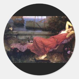 Ariadne Classic Round Sticker