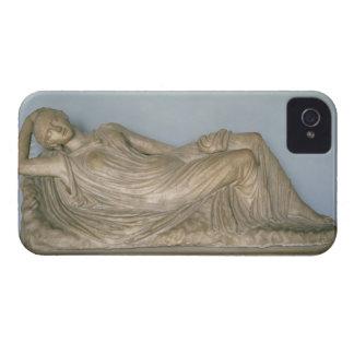 Ariadne dormido, helenístico de Alexandría, 2da c iPhone 4 Case-Mate Coberturas