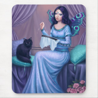 Ariadne Fairy Art Mousepad