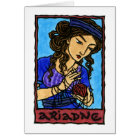 Ariadne Greeting Card