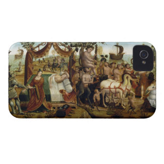 Ariadne in Naxos, from the Story of Theseus (oil o iPhone 4 Case