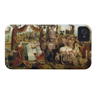 Ariadne in Naxos, from the Story of Theseus (oil o iPhone 4 Cover