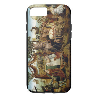 Ariadne in Naxos, from the Story of Theseus (oil o iPhone 8/7 Case