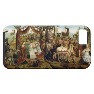 Ariadne in Naxos, from the Story of Theseus (oil o iPhone SE/5/5s Case
