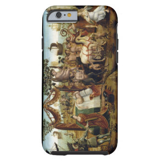 Ariadne in Naxos, from the Story of Theseus (oil o Tough iPhone 6 Case