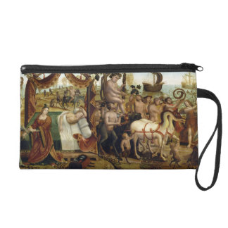 Ariadne in Naxos, from the Story of Theseus (oil o Wristlet