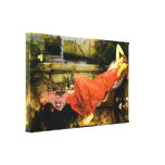 Ariadne ~ John William Waterhouse Stretched Canvas Prints