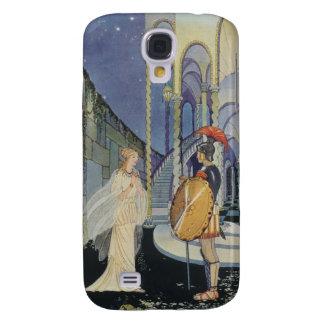 Ariadne y Theseus Funda Para Galaxy S4