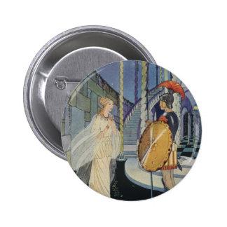 Ariadne y Theseus Pin