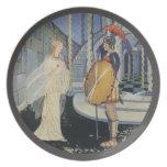 Ariadne y Theseus Plato