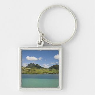 Arial view of Lion Mountain, South East Keychain