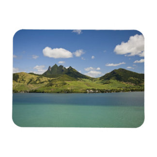 Arial view of Lion Mountain, South East Rectangular Photo Magnet