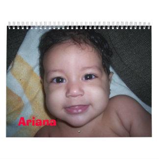 Ariana♥;;<3 Calendar