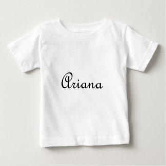 Ariana Baby T-Shirt