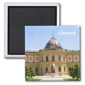 Ariana Museum Geneva Magnet