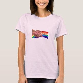 Ariana Pink Ladies BabyT T-Shirt