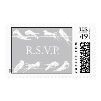 Ariana - R.S.V.P by Ceci New York Stamp