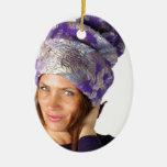 Ariane Mariane Hat Christmas Tree Ornament