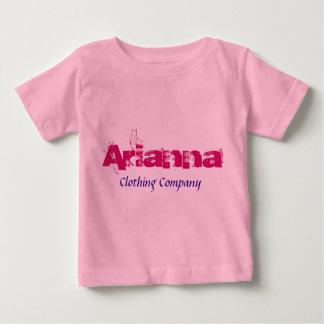 Arianna Name Clothing Company Baby Shirts