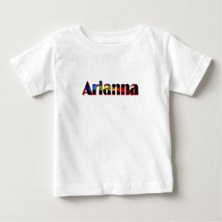 Arianna's short sleeve t-shirt