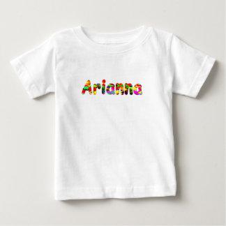 Arianna's t-shirt