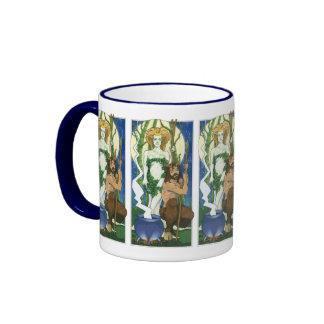 Arianrhod Ringer Coffee Mug