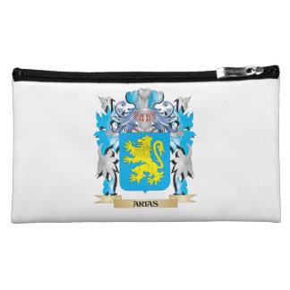 Arias Coat Of Arms Makeup Bag