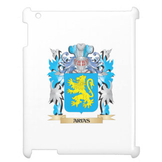 Arias Coat Of Arms iPad Cover