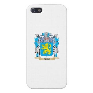 Arias Coat Of Arms iPhone 5/5S Case