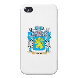 Arias Coat Of Arms iPhone 4 Case