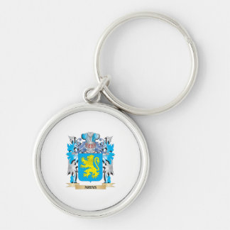 Arias Coat Of Arms Key Chains