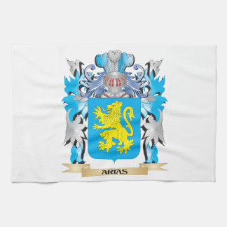 Arias Coat Of Arms Kitchen Towels