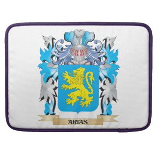 Arias Coat Of Arms Sleeve For MacBooks