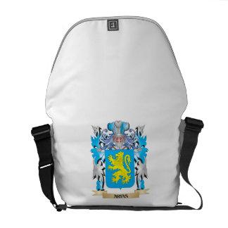 Arias Coat Of Arms Messenger Bag