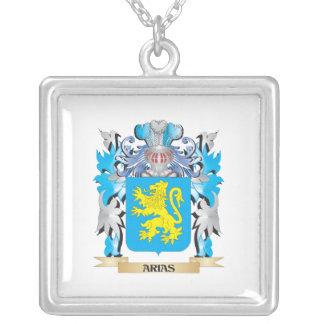 Arias Coat Of Arms Pendant