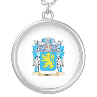 Arias Coat Of Arms Pendants