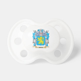 Arias Coat Of Arms Baby Pacifiers