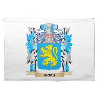 Arias Coat Of Arms Placemat