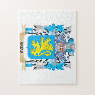 Arias Coat Of Arms Puzzles