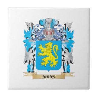 Arias Coat Of Arms Ceramic Tiles
